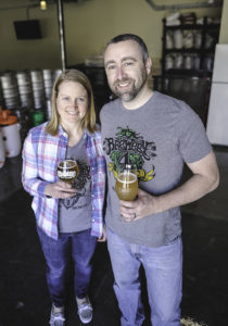 Dave and Erin Miller Brewery 4 Two 4